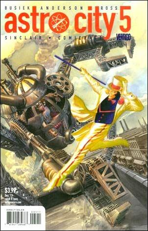 Astro City 5-A by Vertigo