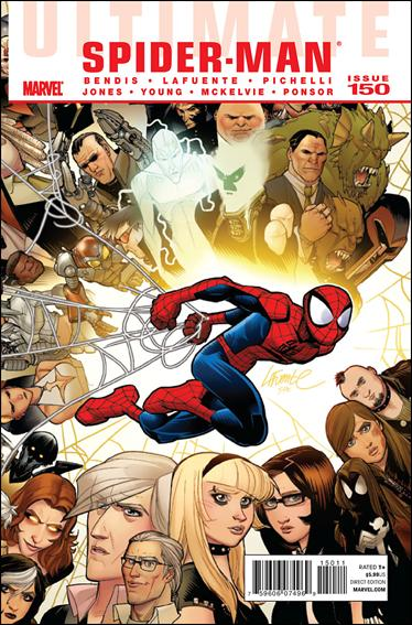 Ultimate Spider-Man (2000) 150-A by Marvel