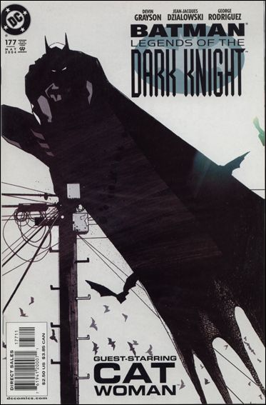 Batman: Legends of the Dark Knight 177-A by DC