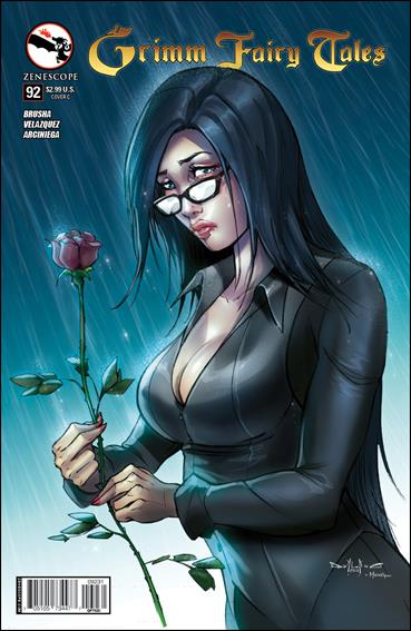 Grimm Fairy Tales (2005) 92-C by Zenescope Entertainment