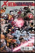 X-Men: To Serve and Protect 1-A