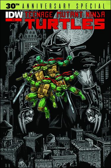 Teenage Mutant Ninja Turtles 30th Anniversary Special nn-M by IDW