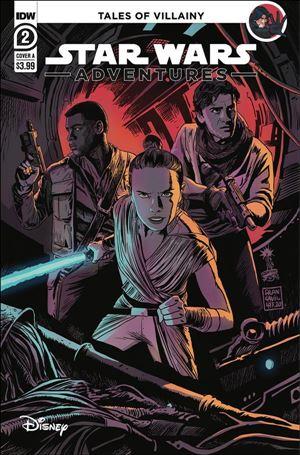 Star Wars Adventures (2020) 2-A
