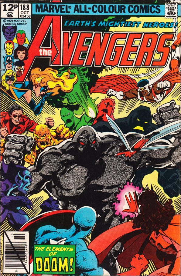 Avengers (1963) 188-B by Marvel
