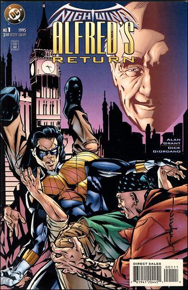 Nightwing: Alfred's Return 1-A by DC