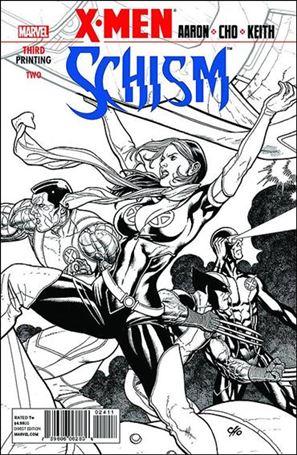 X-Men: Schism 2-D