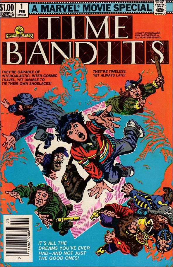 Time Bandits 1-A by Marvel