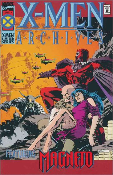 X-Men Archives 4-A by Marvel