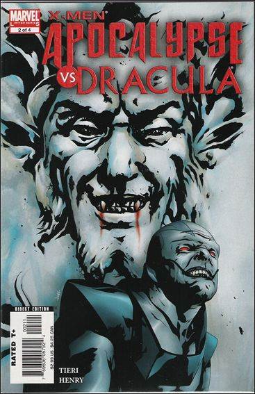 X-Men: Apocalypse vs Dracula 2-A by Marvel