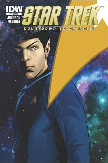 Star Trek: Countdown to Darkness 3-C by IDW