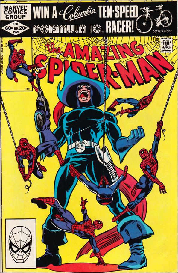 Amazing Spider-Man (1963) 225-A by Marvel