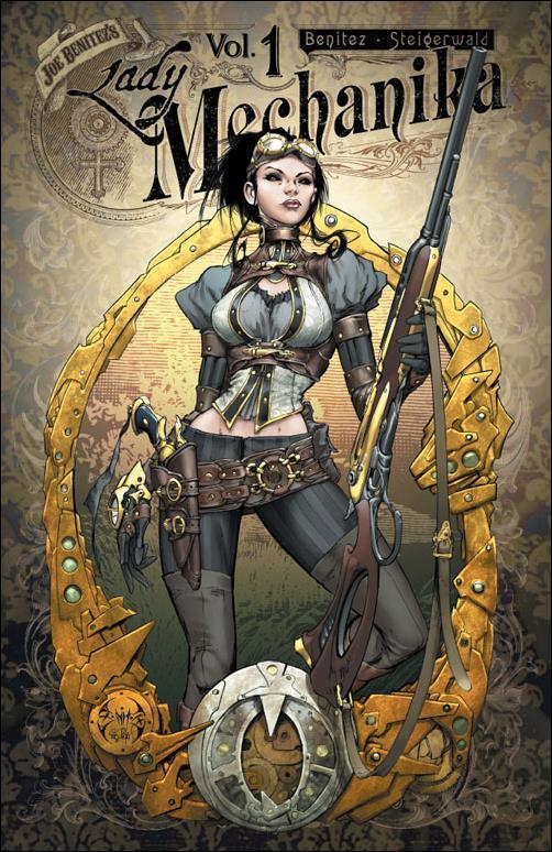 Lady Mechanika 1-A by Benitez Productions