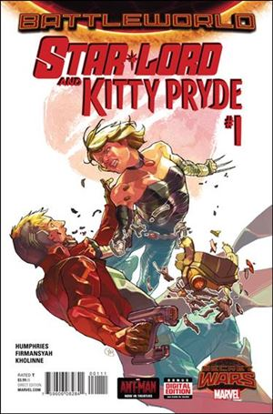 Star-Lord & Kitty Pryde 1-A
