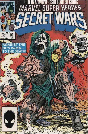 Marvel Super Heroes Secret Wars 10-A by Marvel