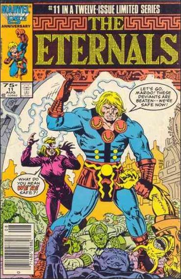 Eternals (1985) 11-A by Marvel
