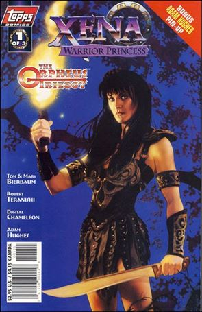 Xena: Warrior Princess: The Orpheus Trilogy 1-B