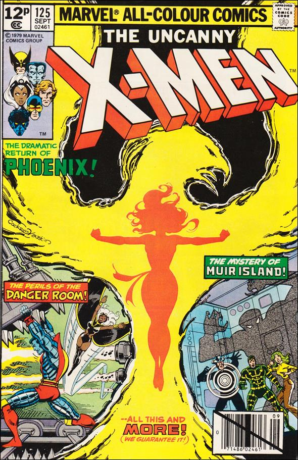 X-Men (1963) 125-B by Marvel