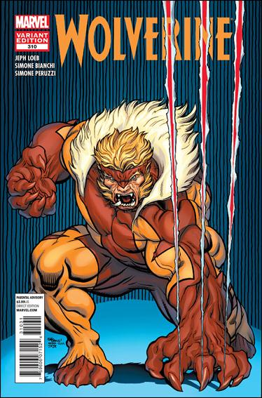 Wolverine (1988)  310-B by Marvel