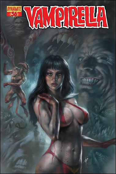 Vampirella (2010) 36-B by Dynamite Entertainment