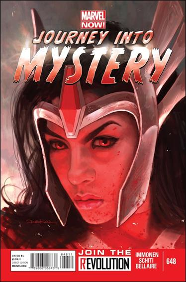 Journey into Mystery (1952) 648-A by Marvel