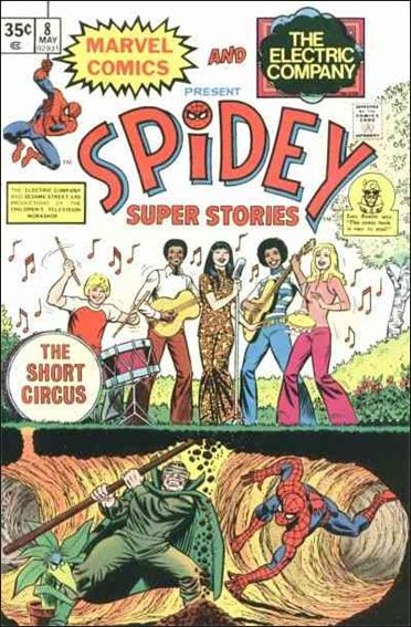 Spidey Super Stories 8-A by Marvel