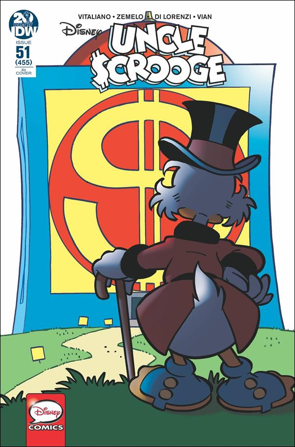 Uncle Scrooge (2015) 51-B by IDW