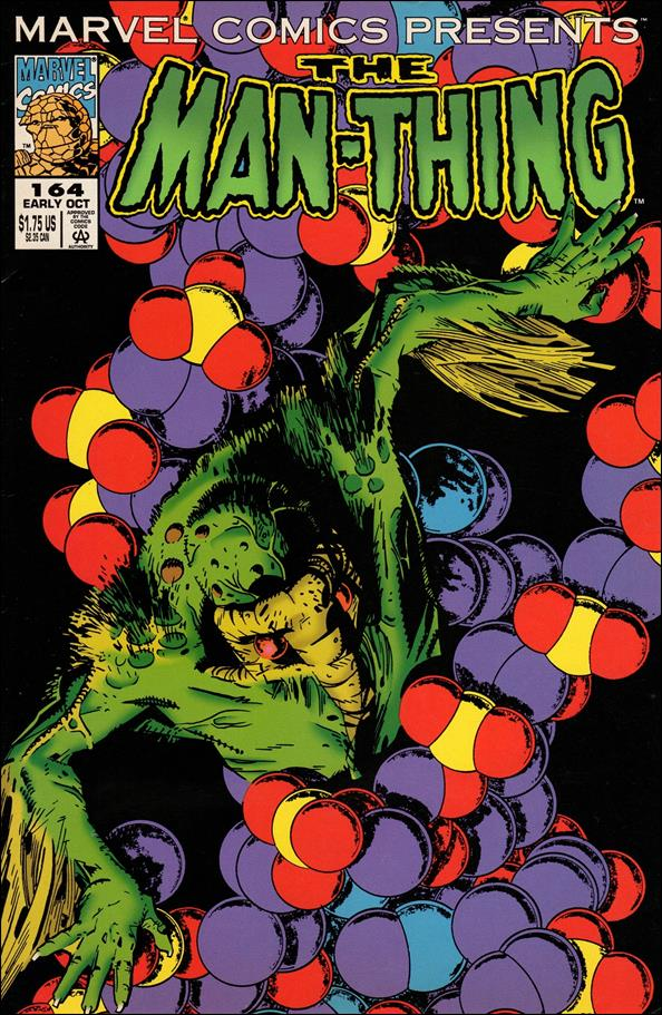 Marvel Comics Presents (1988) 164-A by Marvel