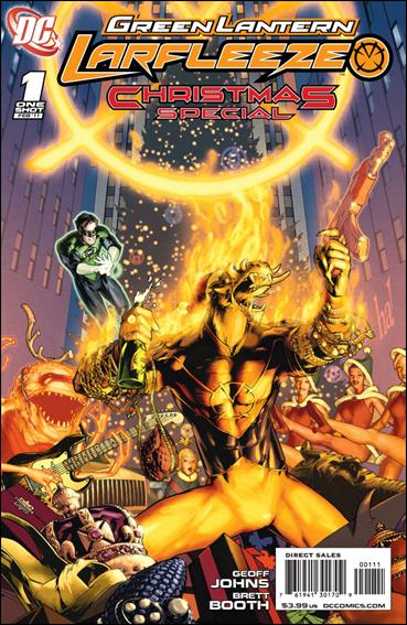Green Lantern: Larfleeze Christmas Special 1-A by DC