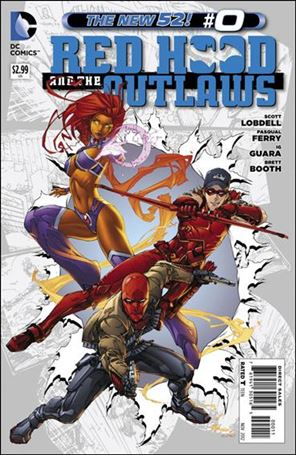 Red Hood and the Outlaws (2011) 0-A