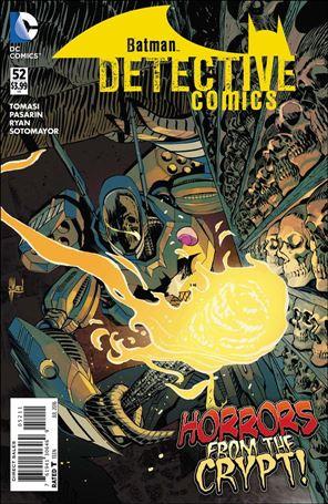 Detective Comics (2011) 52-A