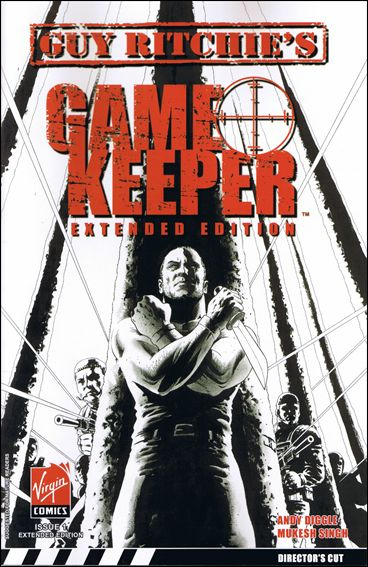 Gamekeeper (2007) 1-D by Virgin Comics