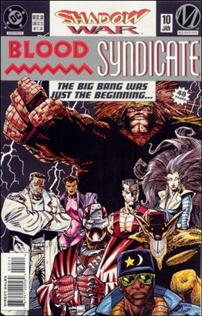 Blood Syndicate 10-A