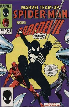 Marvel Team-Up (1972) 141-A