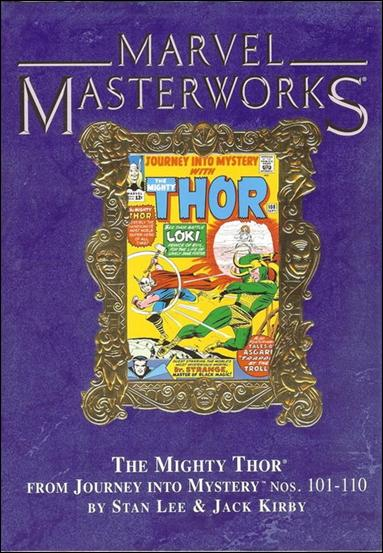 Marvel Masterworks: The Mighty Thor 2-B by Marvel