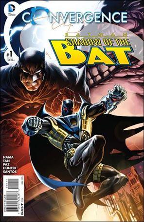 Convergence Batman: Shadow of the Bat 1-A