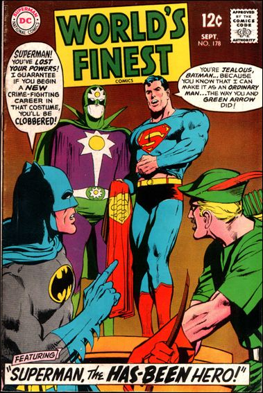 World's Finest Comics 178-A by DC