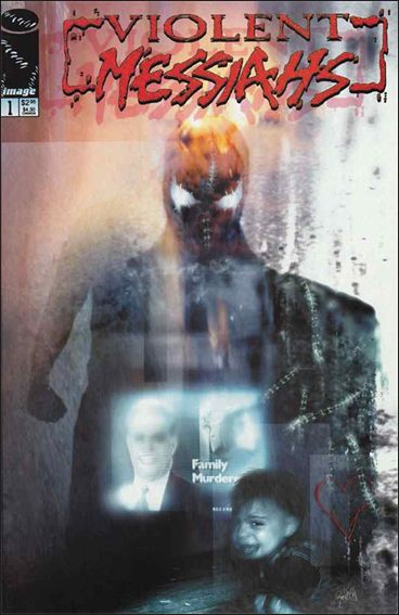 Violent Messiahs (2000) 1-A by Image