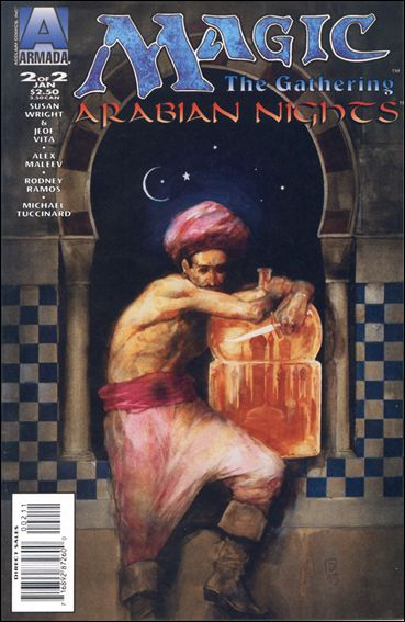 Magic the Gathering:  Arabian Nights 2-A by Armada