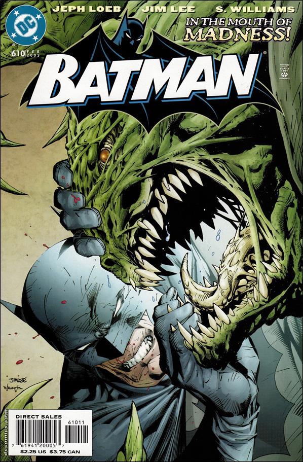 Batman (1940) 610-A by DC