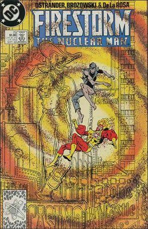 Firestorm The Nuclear Man (1987) 75-A