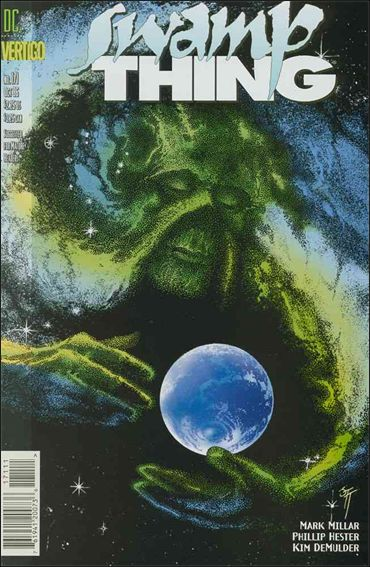Swamp Thing (1986) 171-A by Vertigo