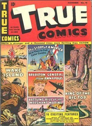 True Comics 18-A