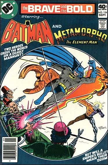 Brave and the Bold (1955) 154-A by DC