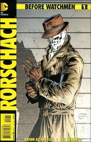 Before Watchmen: Rorschach 1-E