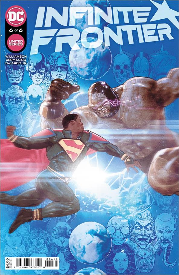 Infinite Frontier 6-A by DC