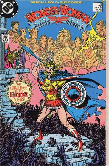 Wonder Woman (1987) 10-A by DC