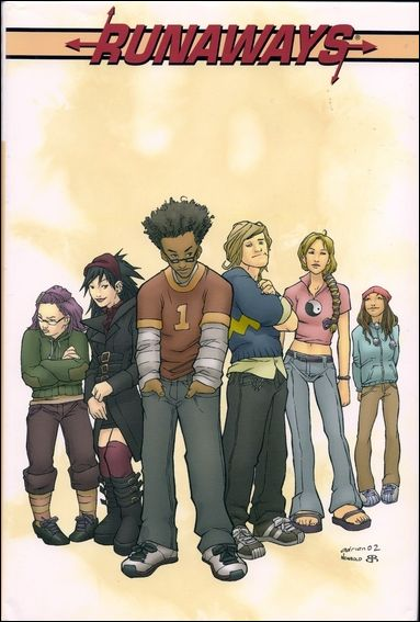 Runaways 1-A by Marvel