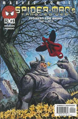 Spider-Man's Tangled Web 5-A
