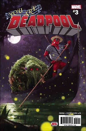 You Are Deadpool 3-A