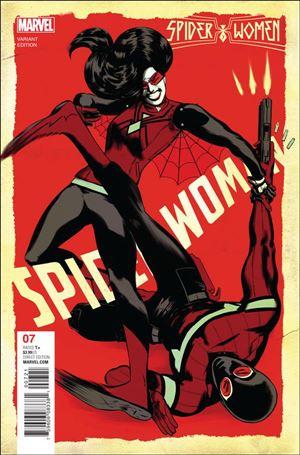 Spider-Woman (2016) 7-B